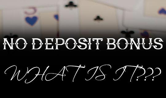 UK No Deposit 2018