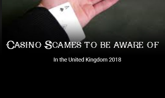 Casino be aware 2018